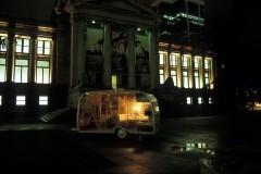 Trailer; Vancouver Art Gallery Installation